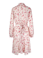 Iza Dress Pink Flower