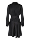 Iza Dress Black
