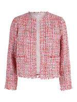Lily Jacket Coral
