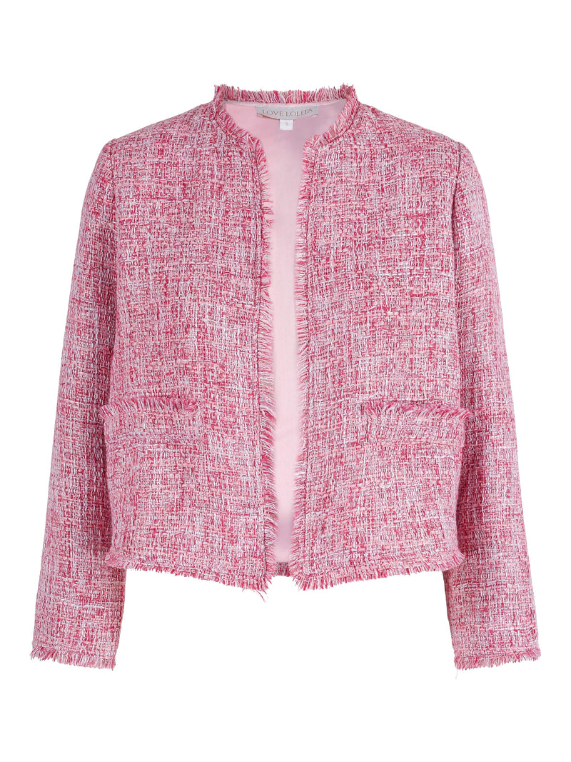 Lily Jacket Pink