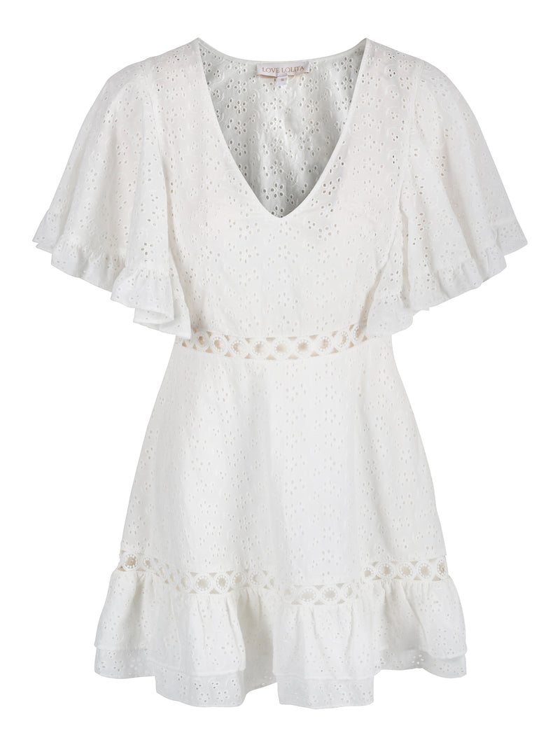 Love Lolita Lucia Dress White