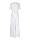 Madison Dress White