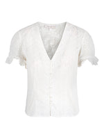 Love Lolita Mila Blouse White