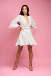 Love Lolita Millie Dress White