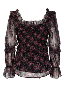 You added Naomi Blouse Black Flower to your cart.