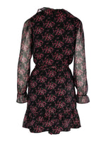 Love Lolita Valentina Dress Black Flower
