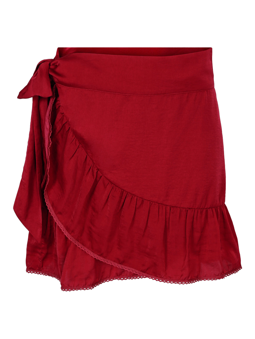 Violet Skirt Misty Red