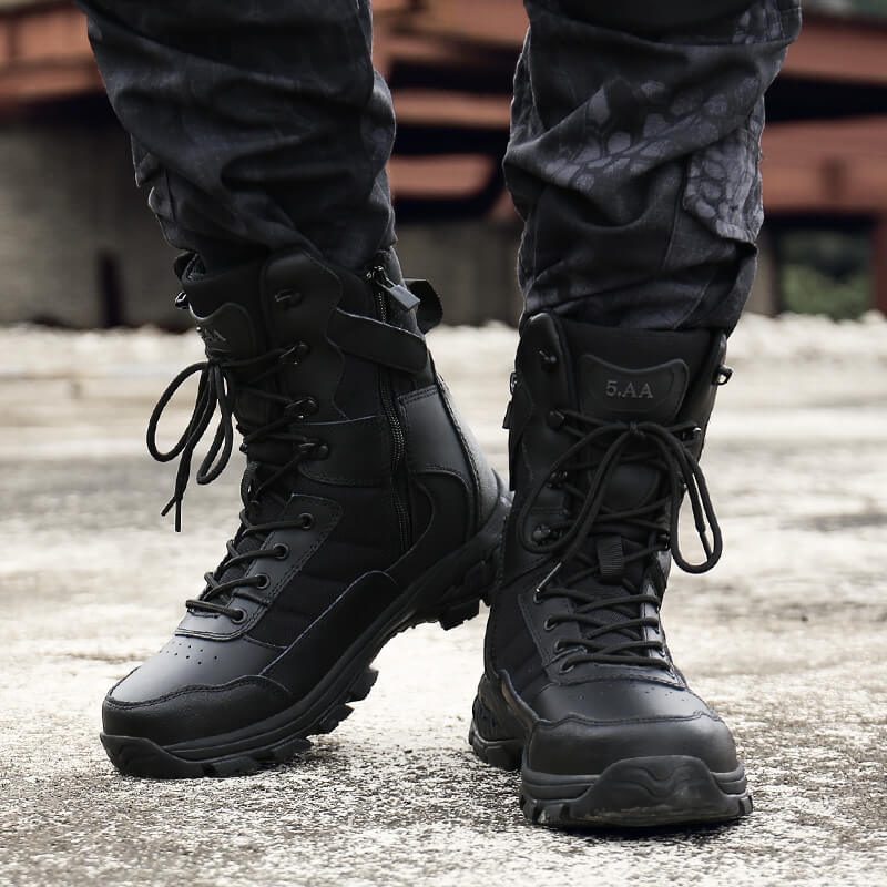 Combat Boots for Men | Military Boots