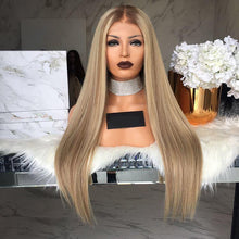 Glamorous Straight Long Wig - rongcp