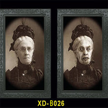 3D People Ghost Face Photo Frame - rongcp
