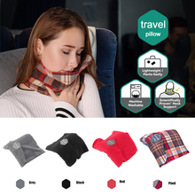 U-shaped Neck Pillow Travel Pillow - rongcp