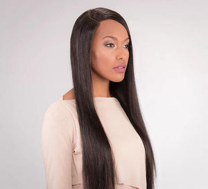 Glamorous Women Straight Long Wig - rongcp