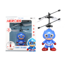 Flying Quadcopter Drone Dolls - rongcp
