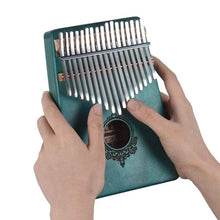 (The best gift!!!) Gorgeous 17 Keys Kalimba - rongcp