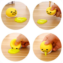 Egg Yolk Stress Ball - rongcp