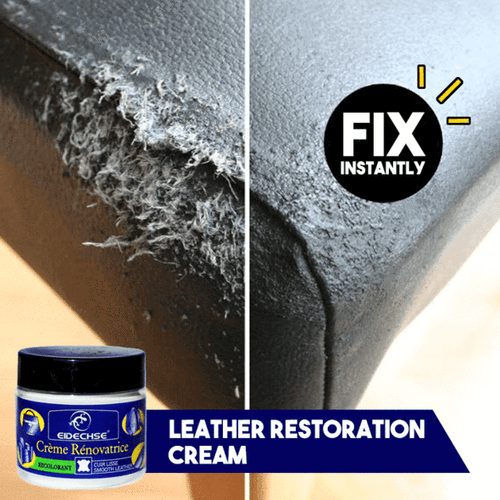 Leather Restoration Cream - rongcp