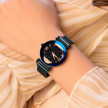 Last Day Promotion 70% OFF——Women Starry Sky Waterproof Watch(The Best Gift) - rongcp