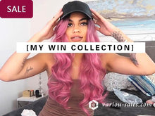 TRY-ON WIG HAUL - rongcp