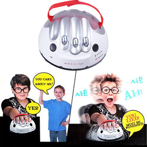 Micro Lie Detector Electric Shocking Polygraph Test Truth Analyzer for Party Drinking Game M09 - rongcp