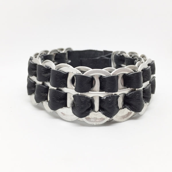 Cyrus - Bracelet by Lumago (Black)