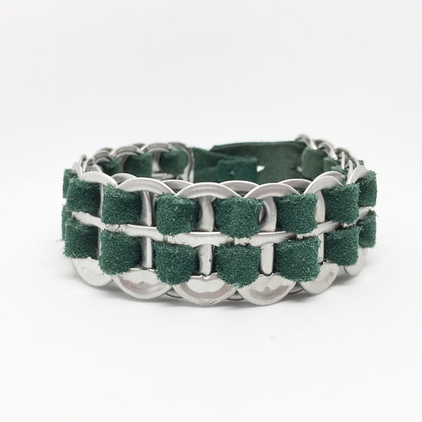 Cyrus - Bracelet by Lumago (Green)