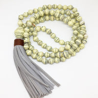 Mala - Meditation Beads by Lumago (Yellow)