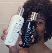 Load image into Gallery viewer, Hair Growth Shampoo and Conditioner by Watermans - Combo Pack - *Can reduce hair loss
