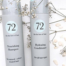 Load image into Gallery viewer, 72 Hair Daily Nourishing Duo 500 ml - Shampoo and Conditioner Set