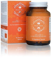Load image into Gallery viewer, Organic Ashwagandha Vegan Capsules