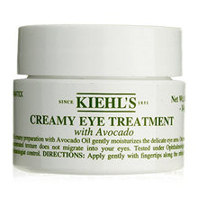 Load image into Gallery viewer, Kiehl's Creamy Eye Treatment with Avocado 0.5oz (15ml)