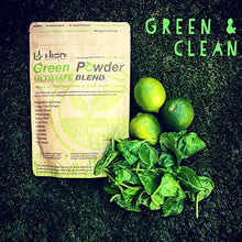 Load image into Gallery viewer, Green Powder – Vegan, alkaline & gluten-free Super Greens