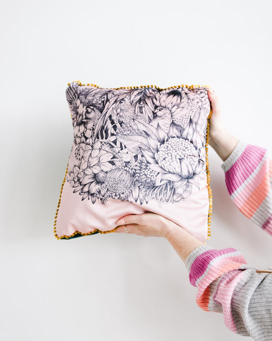 The Grand Mother Cushion