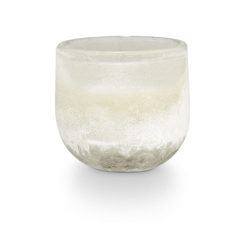 Paloma Petal Small Mojave Glass Candle