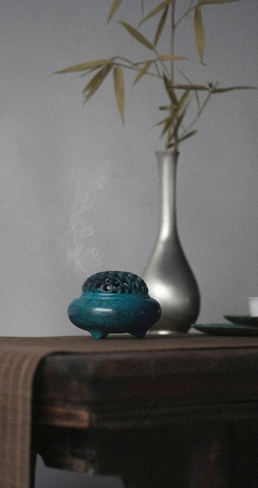 The Magic of Raw Incense