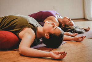 What is YIN Yoga?   BY Vanessa