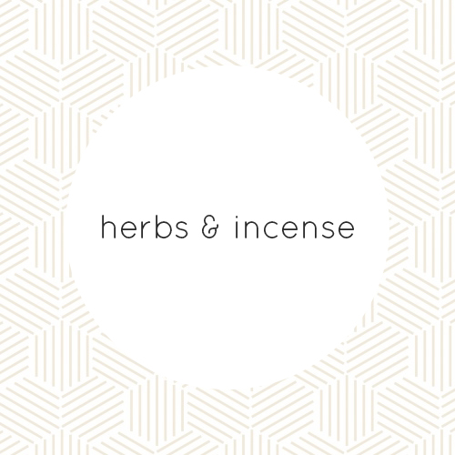 Herbs & Incense