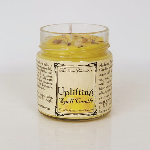 Uplifting Magic Candle