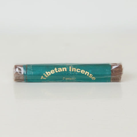 Juniper Tibetan Stick Incense