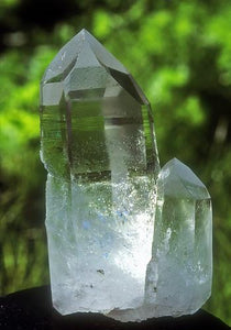 Brazilian Quartz Gem Elixir