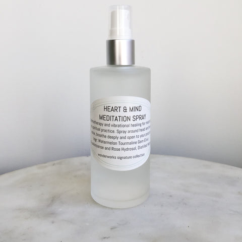 Heart & Mind Meditation Spray