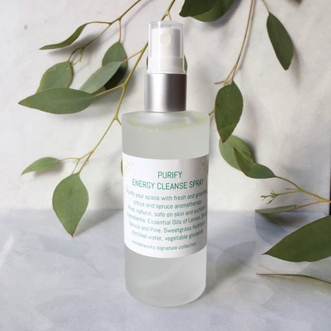 Purify Energy Cleanse Spray