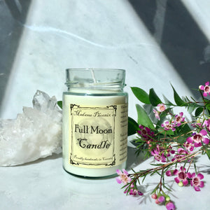 Madame Phoenix Full Moon Spell Blessing Candle Wonderworks