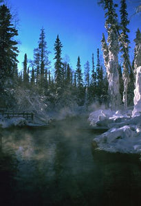Liard Hot Springs Environmental Essence