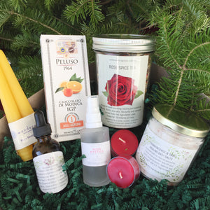 Me Time Self Care Set Wonderworks Holiday Gift Box
