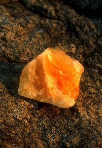 Orange Calcite Gem Elixir