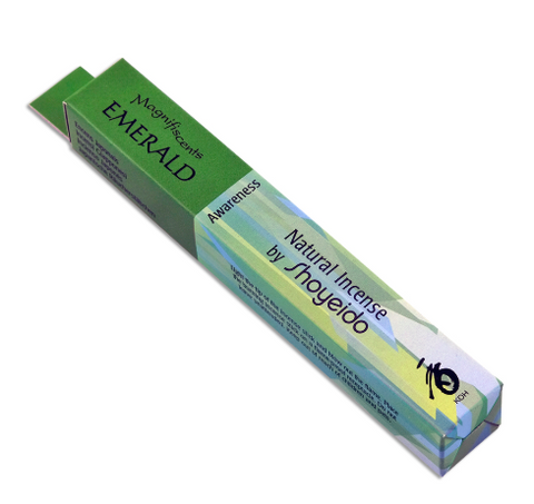 Shoyeido Emerald Japanese Stick Incense