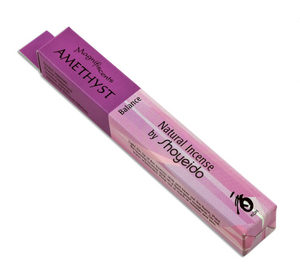Shoyeido Amethyst Japanese Stick Incense