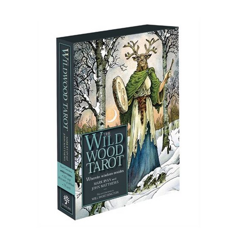 Wildwood Tarot Deck & Guidebook: Wherein Wisdom Resides