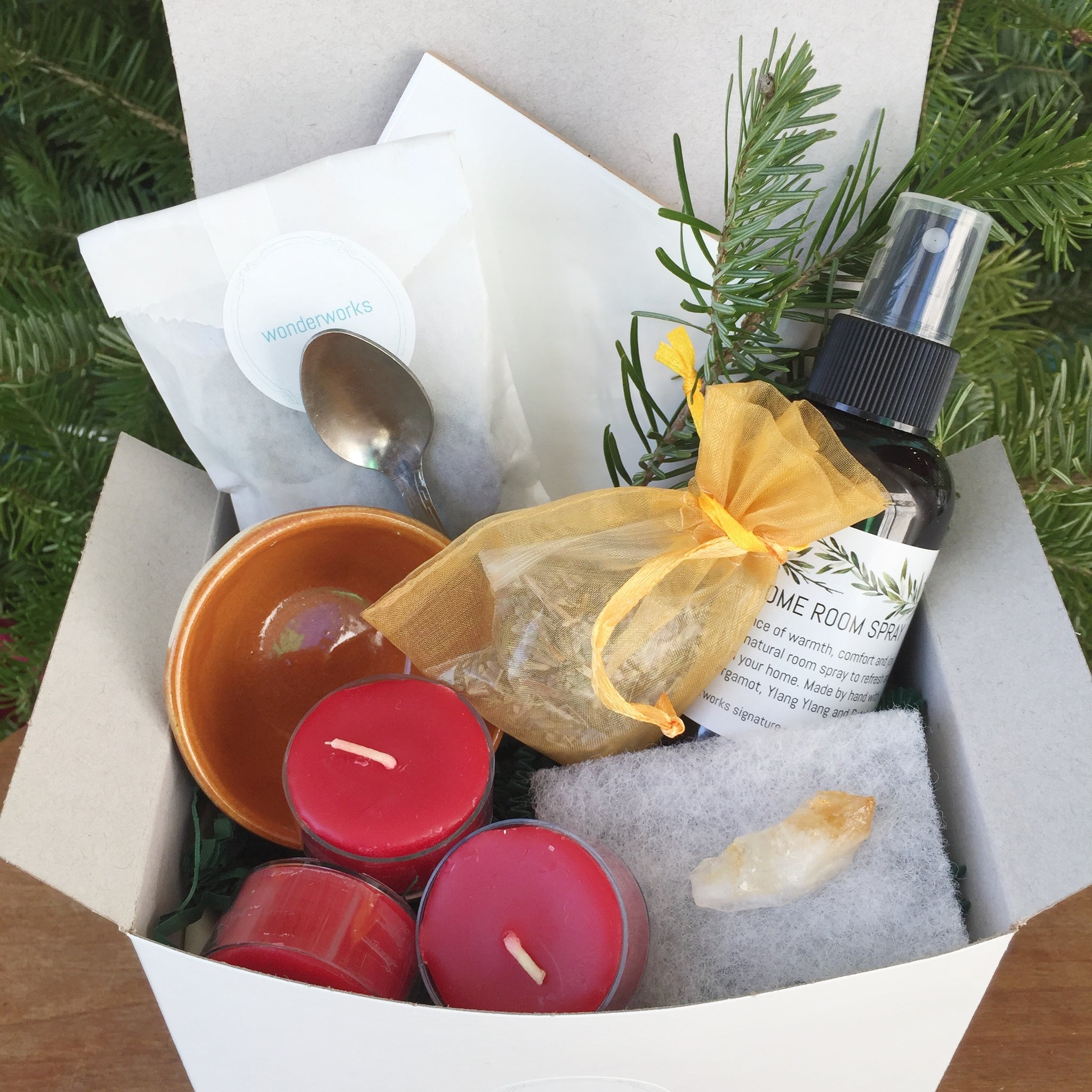 Winter Solstice Ritual Kit Wonderworks