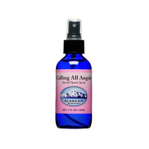 Calling All Angels Sacred Space Spray Alaskan Essences Wonderworks